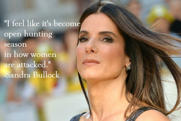 sandra bullock sexism hollywood