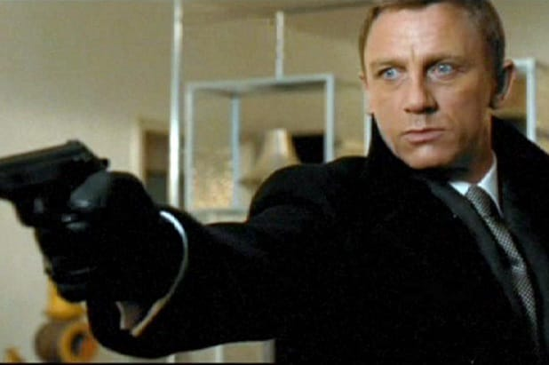 daniel craig new james bond