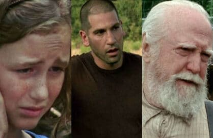 the walking dead deaths