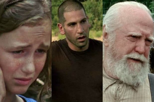 The Walking Deads Most Shocking Disturbing Deaths So Far