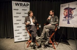 TheWrap's Screening Series - 600 Miles