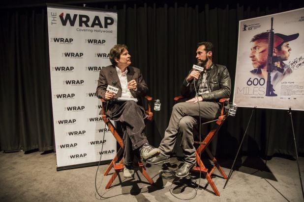 TheWrap's Screening Series - 600 Miles