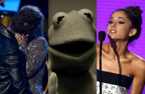 'AMAs Best and Worst' from the web at 'http://www.thewrap.com/wp-content/uploads/2015/11/AMAs-best-worst-300x194.jpg'