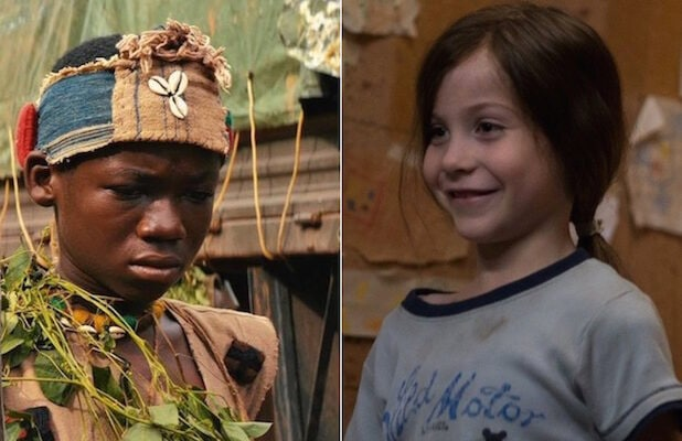 Beasts Of No Nation and Room