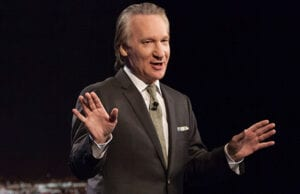 'Real Time With Bill Maher' from the web at 'http://www.thewrap.com/wp-content/uploads/2015/11/Bill-Maher-300x194.jpg'
