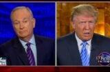 bill o'reilly fox news criticizes trump