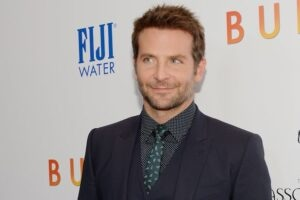 """NEW YORK, NY - OCTOBER 20:  Bradley Cooper attends The New York premiere of """"BURNT"""", presented by The Weinstein Company, Sassoregale Wine, Castello Cheese and FIJI Water on October 20, 2015 in New York City.  (Photo by Andrew Toth/Getty Images for The Weinstein Company)"""