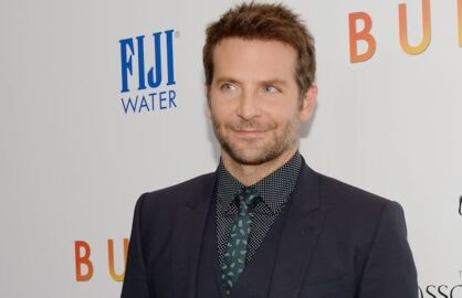 "NEW YORK, NY - OCTOBER 20:  Bradley Cooper attends The New York premiere of ""BURNT"", presented by The Weinstein Company, Sassoregale Wine, Castello Cheese and FIJI Water on October 20, 2015 in New York City.  (Photo by Andrew Toth/Getty Images for The Weinstein Company)"