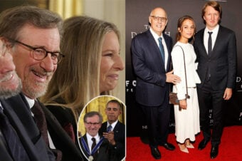 COVER - Spielberg Transparent White House