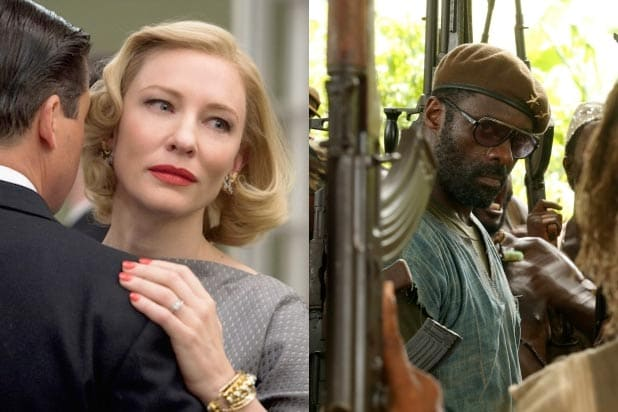 Carol and Beasts of No Nation