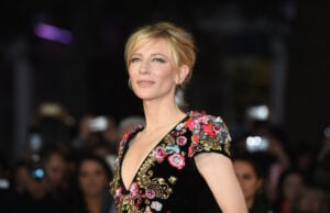 Cate Blanchett at the Truth premiere