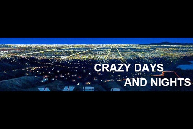Crazy Days and Nights Logo