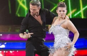 DWTS Derek Hough and Bindi Irwin