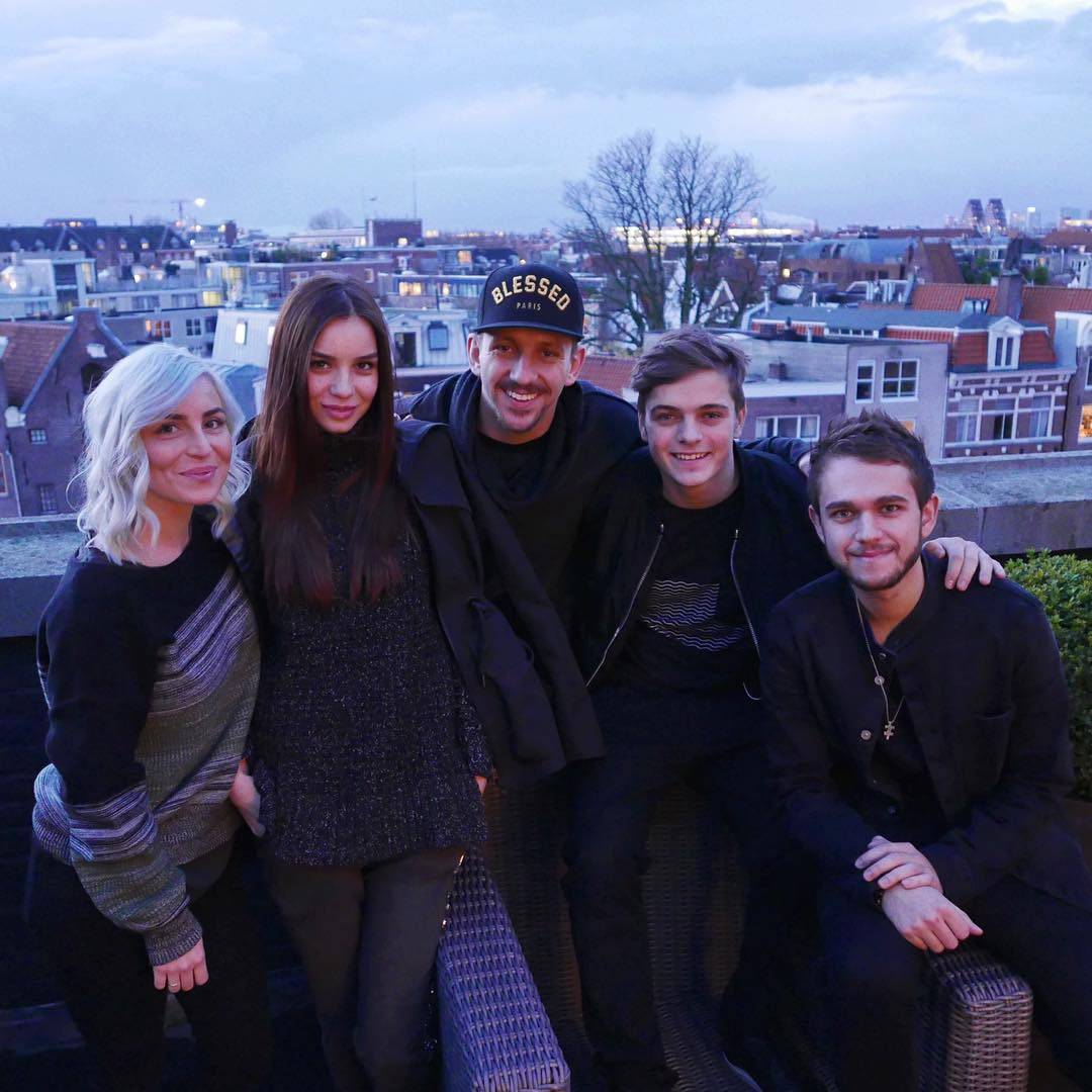 Is martin garrix dating