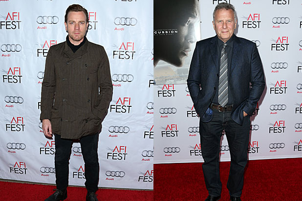 Ewan McGregor and Paul Reiser/Getty Images