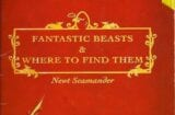 Fantastic Beasts Book Cover