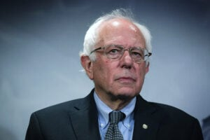 Bernie Sanders Hollywood Support