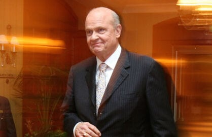 Former Sen. Fred Thompson Delivers Speech To Conservative Group