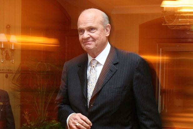 Fred Thompson S Death Draws Shocking Silence From Law Order Team