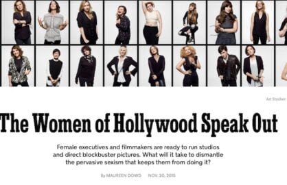 Hollywood women