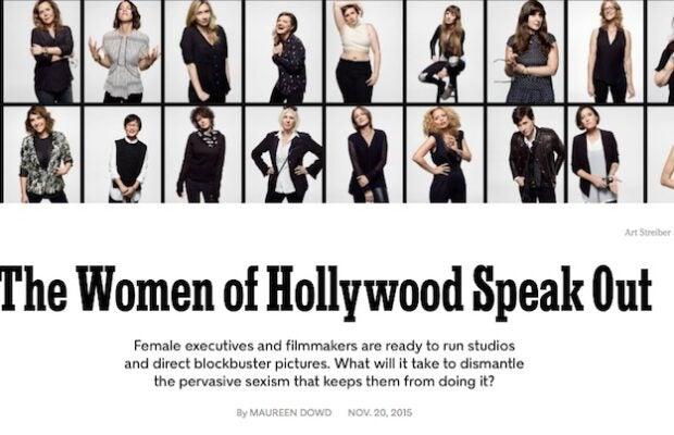 sexism in film essay