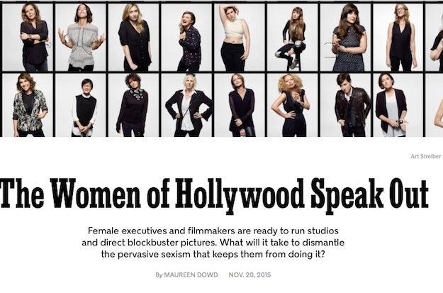 Hollywood women