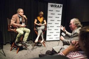 Judgment Screening TheWrap series