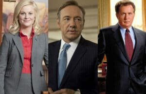 Kevin Spacey Amy Poehler Martin Sheen