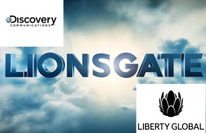 Lionsgate Discovery Liberty Global