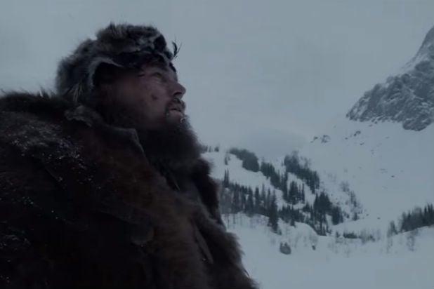Leo DiCaprio Revenant