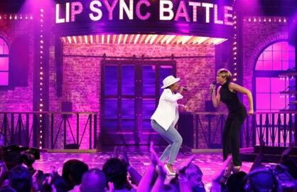 Lip Sync Battle; Taraji Henson vs Terrence Howard