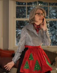 Diane Keaton in LOVE THE COOPERS to be released by CBS Films and Lionsgate.