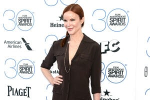 SANTA MONICA, CA - FEBRUARY 21:  Actress Marcia Cross attends the 2015 Film Independent Spirit Awards at Santa Monica Beach on February 21, 2015 in Santa Monica, California.  (Photo by Jason Merritt/Getty Images)