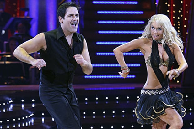 Mark Cuban Dancing With the Stars