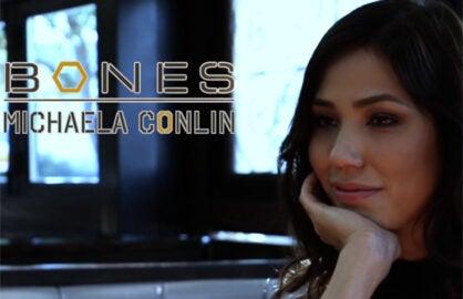 Michaela Conlin Bones