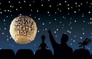 Mystery Science Theater 3000 silhouette RiffTrax