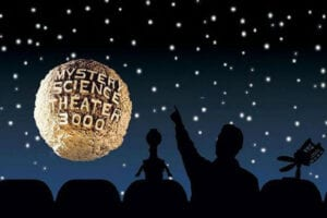 Mystery Science Theater 3000 silhouette RiffTrax donald trump