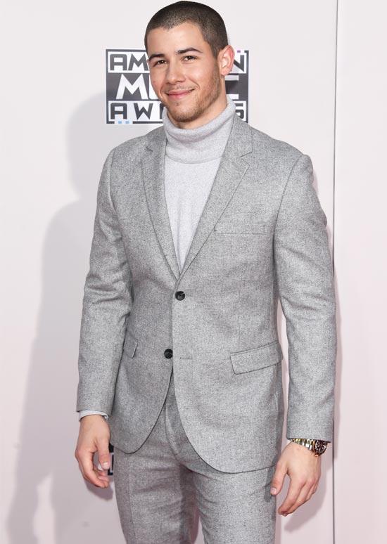 Nick Jonas AMAs