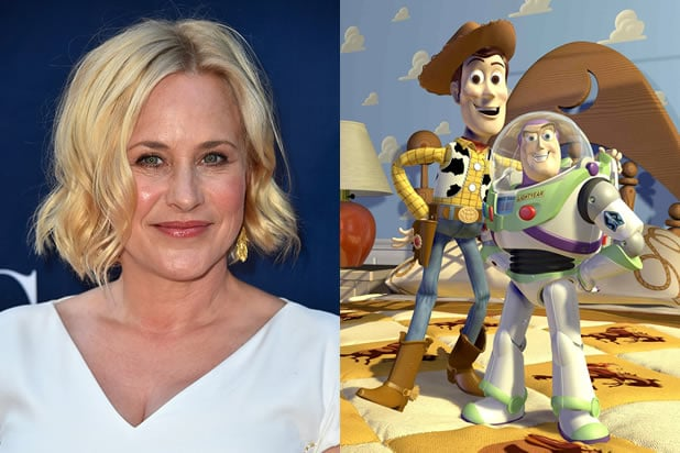 Toy Story 4 Cast : Patricia arquette in talks to voice new character toy