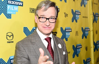 "AUSTIN, TX - MARCH 15:  Director Paul Feig arrives at the premiere of ""Spy"" during the 2015 SXSW Music, Film + Interactive Festival at the Paramount on March 15, 2015 in Austin, Texas.  (Photo by Michael Buckner/Getty Images for SXSW)"