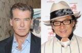 Pierce Brosnan, Jackie Chan