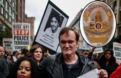 Quentin-Tarantino-LAPD