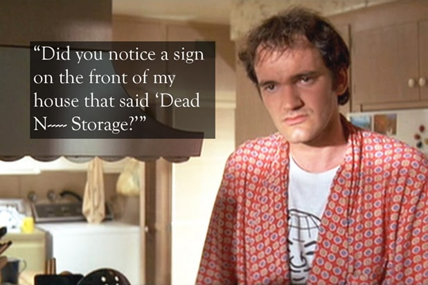 Tarantino's Pulp fiction analysis Essay