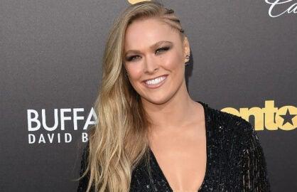 Ronda Rousey Fight Loss