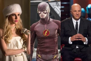 Scream Queens The Flash Shark Tank