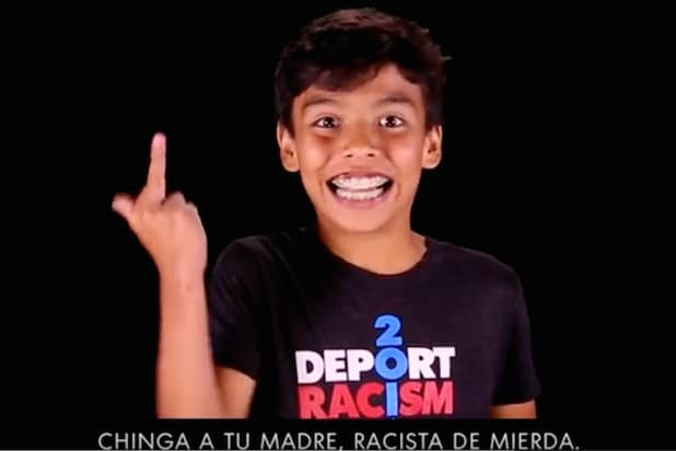 Director Defends Latino Kids Anti-Trump Video: They're ...