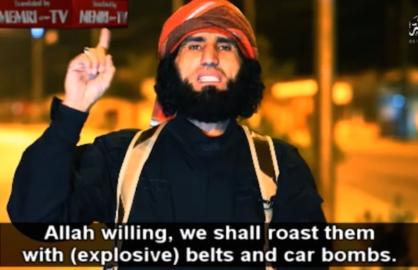 ISIS video threatens White House