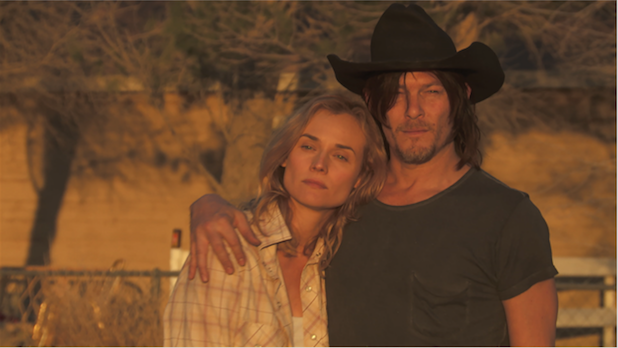 norman reedus and emily kinney dating 2016