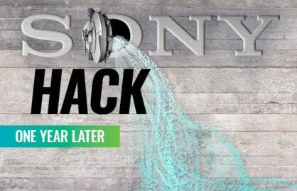 Sony Hack Bug Image