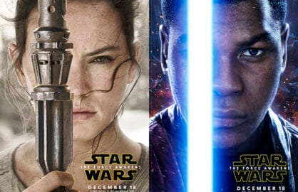 Star Wars The Force Awakens Posters